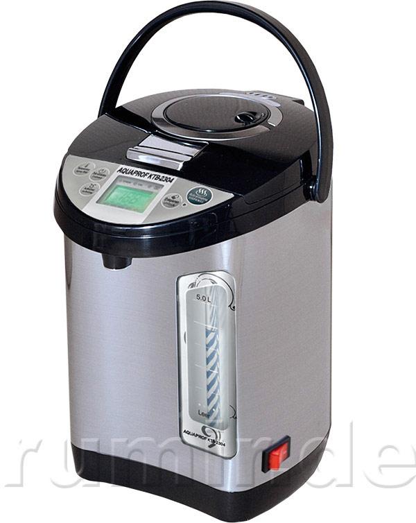 thermopot 5 0 liter elektrischer wasserkocher thermowasserkocher tee thermo. Black Bedroom Furniture Sets. Home Design Ideas
