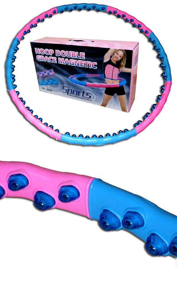 massage magnet fitnessreifen hula hoop abnehmen 1 4 kg ebay. Black Bedroom Furniture Sets. Home Design Ideas