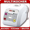 Multivarka Multikocher SMART KOCH - 4.liter - weiss